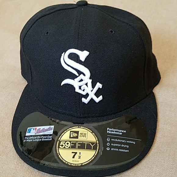 25273a6c72c NWT White Sox fitted baseball cap